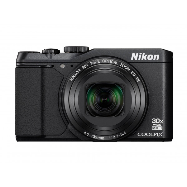Nikon Coolpix S9900 Digitalkamera (16 Megapixel, 30-fach opt. Zoom, 7,6 cm (3 Zoll) LCD-Display, USB 2.0, bildstabilisiert) schwarz-315