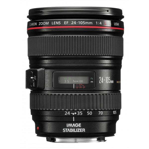 Canon EF 24-105 mm 1:4.0 L IS USM Objektiv (77 mm Filtergewinde, Original Handelsverpackung)-34