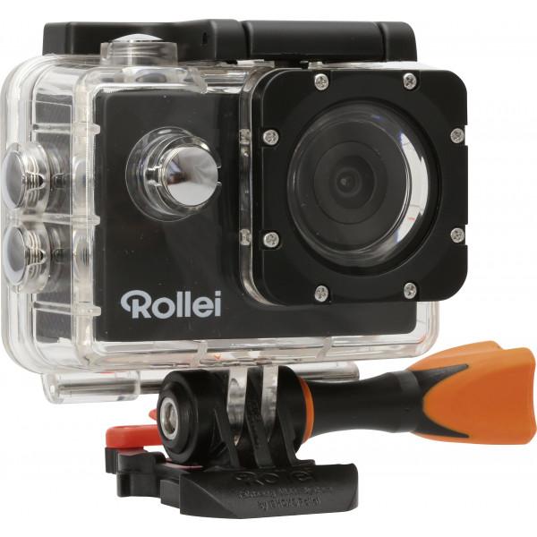 Rollei Actioncam 330 WiFi (Full HD Video Funktion 1080p Unterwassergehäuse für bis zu 30 Meter Wassertiefe) schwarz-34