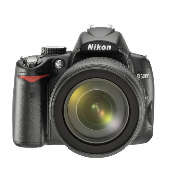 Nikon D5000 SLR-Digitalkamera (12 Megapixel, Live-View, HD-Videofunktion) Kit inkl. 18-105mm 1:3,5-5,6G VR Objektiv (bildstab.)-33