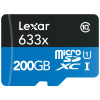 Lexar High-Performance microSDXC 633x 200GB UHS-I/U1 w/USB 3.0 Reader Flash Speicherkarte- LSDMI200BBEU633