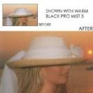 Tiffen Black Pro-Mist 82WBPM12 1/2 Warmfilter / Effektfilter, 82 mm, Schwarz-20