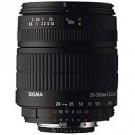 Sigma 28-300/3,5-6,3 Compat IF aspherical Objektiv für Nikon D-20