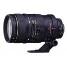 Nikon AF Zoom-Nikkor 80-400mm 1:4,5-5,6D ED VR Objektiv (77mm Filtergewinde), bildstabilisiert) inkl. HB-24-20