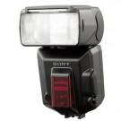 Sony HVL-F56AM Programm-Blitz für Alpha-Spiegelreflex mit Leitzahl 56-20