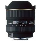 Sigma 12-24mm F4,5-5,6 EX DG Objektiv (Gelatinefilter) für Minolta / Sony D-20