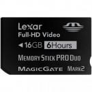 Lexar 16GB Full-HD Video Card Memory Stick Pro Duo Speicherkarte-20