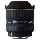 Sigma 12-24 mm F4,5-5,6 EX DG HSM-Objektiv (Gelatinefilter) für Nikon D-20