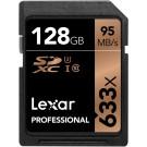 Lexar Professional 128GB Class 10 UHS-I 633X Speed (95MB/s) SDXC Flash Speicherkarte Memory Card-20