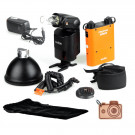 Godox WITSTRO ad-360 Bare Tube Flash Speedlite + PB960 Akku Power Pack-20