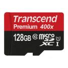 Transcend TS128GUSDU1P MicroSDHC Speicherkarte 128GB-20