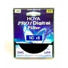 Hoya ND 8 Pro1 Digital Filter 77mm-20