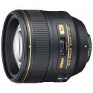 Nikon AF-S 85mm 1:1.4G Objektiv (77 mm Filtergewinde) inkl. HB-55-20