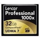 Lexar Professional Thin Box 32GB CompactFlash Speicherkarte 1000x-20