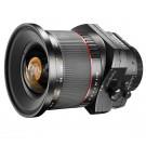 Walimex Pro 24 mm 1:3,5 DSLR Tilt-Shift Objektiv (Filtergewinde 82 mm) für Nikon F Objektivbajonett schwarz-20