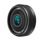Panasonic H-H014A LUMIX G Festbrennweiten 14 mm F2.5 II ASPH. Objektiv (Pancake Objektiv, Filtergröße 46 mm, Bildwinkel 75°) schwarz-20