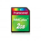 Transcend Multimedia Card Plus (MMC Plus) Speicherkarte 2 GB-20