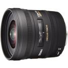 Sigma 4,5 mm F2,8 EX DC HSM Zirkular Fisheye-Objektiv (Gelatinefilter) für Canon Objektivbajonett-20