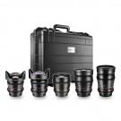 Walimex Pro VDSLR All Star Objektiv-Set für Canon-20