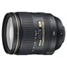Nikon AF-S 24-120mm 1:4G ED VR Objektiv (77 mm Filtergewinde) inkl. HB-53-20