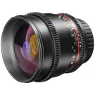 Walimex Pro 85mm 1:1,5 VDSLR Video/Fotoobjektiv für Canonm Objektivbajonett (Filtergewinde 72mm, Zahnkranz, stufenlose Blende/Fokus, IF) schwarz-20