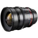 Walimex Pro 24 mm 1:1,5 VCSC Foto/Videoobjektiv für Canon M Objektivbajonett (Filtergewinde 77mm, Gegenlichtblende, Zahnkranz, stufenlose Blende/Fokus) schwarz-20