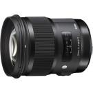 Sigma 50mm F1,4 DG HSM Objektiv (Filtergewinde 77mm) für Nikon Objektivbajonett schwarz-20