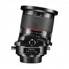 Walimex Pro 24 mm 1:3,5 CSC Tilt-Shift Objektiv (Filtergewinde 82 mm) für Fuji X Objektivbajonett schwarz-20