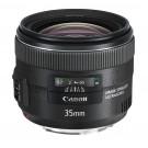 Canon EF 35mm Objektiv 1:2 IS USM (67mm Filtergewinde) schwarz-20