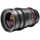 Walimex Pro 35mm 1:1,5 VCSC Foto und Videoobjektiv (Filtergewinde 77mm) fürmicro Four Thirds Objektivbajonett schwarz-20