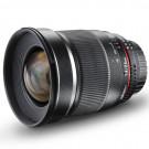 Walimex Pro 24mm 1:1,4 DSLR-Weitwinkelobjektiv (Filtergewinde 77mm, IF, AS und ED-Linsen) für Canon EF Objektivbajonett schwarz-20