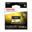 Toshiba Exceria Pro CompactFlash 16GB (bis zu 160MB/s lesen) Speicherkarte schwarz-20