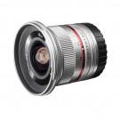 Walimex Pro 12 mm 1:2,0 CSC-Weitwinkelobjektiv für Fuji X Objektivbajonett silber-20