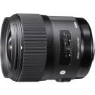 Sigma 35 mm f/1,4 DG HSM-Objektiv (67 mm Filtergewinde) für Canon Objektivbajonett-20