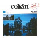 Cokin X021 Farbfilter (80B) Größe S blau-20