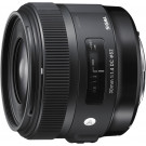 Sigma 30mm f1,4 DC HSM / Art Objektiv (Filtergewinde 62mm) für Canon Objektivbajonett-20