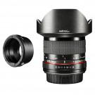 Walimex Pro 14 mm 1:2,8 CSC-Weitwinkelobjektiv für Nikon 1 Objektivbajonett schwarz-20