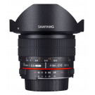 Samyang 8mm F3.5 CS II Objektiv für Anschluss Nikon AE-20