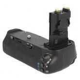 Profi Batteriegriff für Canon EOS 70D wie der BG-E14 - für 2x LP-E6 und 6 AA Batterien