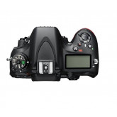 Nikon D600 SLR-Digitalkamera (24,3 Megapixel, 8,1 cm (3,2 Zoll) Display, Full HD, Live View) nur Gehäuse schwarz