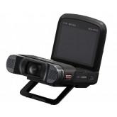 Canon Legria Mini X Camcorder (12 Megapixel CMOS Sensor, 6,9 cm (2,7 Zoll), USB 2.0) schwarz