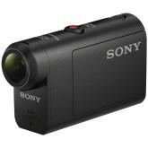 Sony HDR-AS50 Actioncam (3-fach Zoom, SteadyShot Bildstabilisation, Wi-Fi, mit 60m Unterwassergehäuse) schwarz