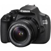 Reflex Canon EOS 1200D + EF-S 18-55mm DC III EUROPA