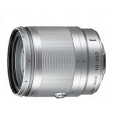 Nikon 1 Nikkor-Objektiv VR 10-100mm 1:4-5,6 silber