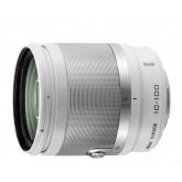 Nikon 1 Nikkor-Objektiv VR 10-100mm 1:4-5,6 weiß