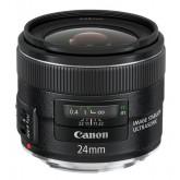 Canon EF 24mm f/2.8 IS USM Weitwinkel Objektive (58mm Filtergewinde) schwarz