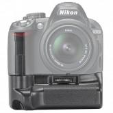 Neewer® Professional Vertikaler Batteriegriff Akkugriff Battery Grip wie der Nikon BG-2F für Nikon D3100/D3200/D3300 Digitalkamera, kompatibel mit Akku EN-EL14