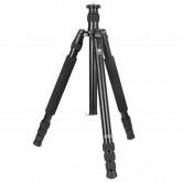 SIRUI N-1004X Universal Drei-/Einbeinstativ (Aluminium, Höhe: 160,7cm, Gewicht: 1,4kg, Belastbarkeit: 12kg) mit Tasche und Gurt