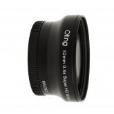 Objektiv Ultra-Weitwinkelobjektiv mit Makro für CANON EOS 1200D 1100D 1000D 700D 650D 600D 550D 500D 450D 400D 350D 300D 100D 10D 20D 30D 40D 50D 60D 1D 5D 6D 7D