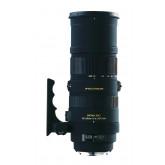 Sigma 150-500 mm F5,0-6,3 DG OS HSM-Objektiv (86 mm Filtergewinde) für Nikon Objektivbajonett